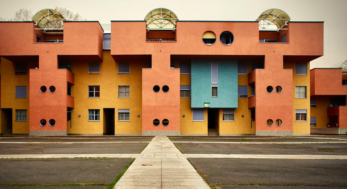 Complesso residenziale  Novazzano